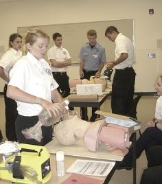 EMT Training