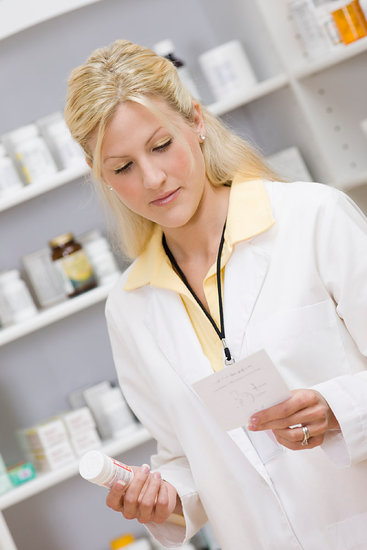 pharmacy technician uniform