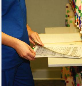 patient charts