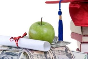 social worker education costs